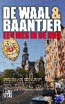 Waal,  de, Baantjer - Een mes in de rug - POD editie