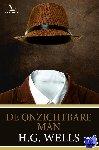 Wells, H.G. - De onzichtbare man - POD editie