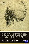 Fenimore Cooper, James - De laatste der Mohicanen - POD editie