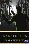Shelley, Mary, King, Stephen - Frankenstein; (ingeleid door Stephen King*) - POD editie