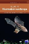 Dietz, Christian, Kiefer, Andreas - Veldgids Vleermuizen van Europa