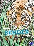 Kandelaar, Lian - Bender - dierenverhaal over tijgers