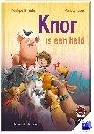 Berndes, Monique - Hoera, ik kan lezen! Knor is een held
