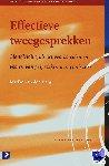 Berg, Marike van den - Effectieve tweegesprekken - POD editie