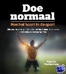 Westermann, Maarten - Doe normaal