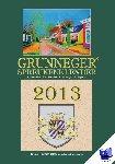 - Grunneger spreukenklender  2013