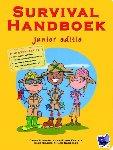 Borgenicht, David, Epstein, Robin, Vitataal - Survival handboek Junior editie