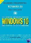 Aalten, Bert van - Basishandleiding Windows 10