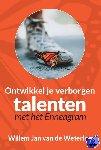 Wetering, Willem Jan van de - Ontwikkel je verborgen talenten met het enneagram