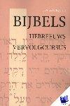 Jagersma, H. - Bijbels Hebreeuws Vervolgcursus