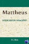 Ryle, J.C. - Mattheus