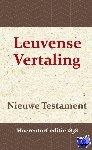 - Leuvense Bijbel Nieuwe Testament - POD editie
