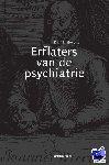 Hovens, J.E. - Erflaters van de psychiatrie