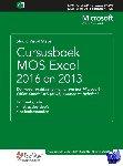Studio Visual Steps - Cursusboek MOS Excel 2016 en 2013