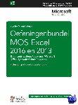 Studio Visual Steps - Oefeningenbundel MOS Excel 2016 en 2013 basis