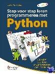 Studio Visual Steps - Stap voor stap leren programmeren met Python