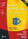 Londer, Olga, Coventry, Penelope - Het Complete Boek Sharepoint 2013 Step by Step