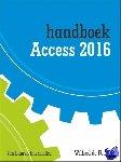 Feiter, Wilfred de - Handboek Access 2016 - POD editie