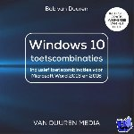 Duuren, Bob van - Windows 10 toetsenbordcombinaties