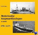 Gorter, Dick - Nederlandse Koopvaardijschepen in beeld