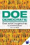 Wijdeven, Ted Marinus Franciscus van de - Doe-democratie - POD editie