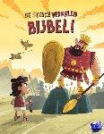 Tebbs, Victoria - Sterke verhalen Bijbel