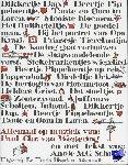 Schmidt, Annie M.G., Westering, P.C. van, Krouwel, C. - Dikkertje Dap en 18 andere liedjes