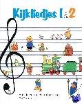 Rue, Bert de, Ouden, Peter den - Kijkliedjes 1&2