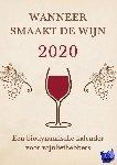 Thun, Matthias - Wanneer smaakt de wijn 2020