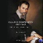 Koetsveld, Krijn - Claudio Monteverdi 1567-1643