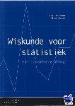 Franken, W.M., Bouts, R.A. - Wiskunde voor statistiek