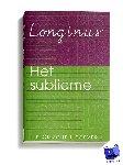 Longinus, Coul, Michiel op de, Sicking, C.M.J. - Het sublieme