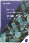 - Van Dale Pocketwoordenboek Engels-Nederlands voor vmbo