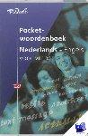 - Van Dale Pocketwoordenboek Nederlands-Engels voor vmbo