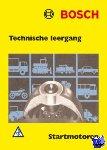 Berg, J. van den - Technische leergang Bosch startmotoren