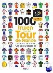 Droussent, Claude - 1000 truien van de Tour de France