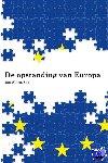 Sap, Jan Willem - De opstanding van Europa - POD editie