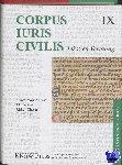 Spruit, J.E., Chorus, J.M.J., Ligt, L. de - Corpus Iuris Civilis