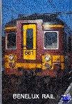 Vleugels, Marcel - Benelux rail 6  Veelzijdige kijk op de spoorwegen 1988-1989  Un Regard varié sur les chemins de fer 1988-1989