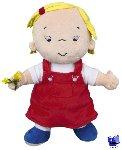 - Kleine Rosalie zachte knuffelpop