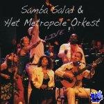 Link, Herman - LINK*SAMBA SALAD EN HET METROPOLE ORKEST (CD)