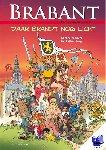 Oreel, Danker Jan, Wittenberg, Henk - Brabant, de geschiedenis in strip