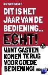 Verkerk, Wouter - Het jaar van de bediening !