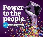 Draaisma, Marian, Leeuwen, Sjors van - ONLINE MARKETING IN DE ZORG - Power to the people