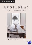 Loenen, Linda - A glimpse into Amsterdam - 12 city interiors   12 city maps   12 city guides