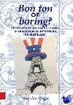 Voogel, Marjolijn - Bon ton of boring?