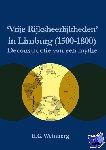 Weinberg, Harry - Vrije Rijksheerlijkheden in Limburg (1500-1800