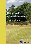 Vlug, Henk J. - Handboek grasveldinsecten