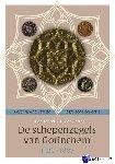 Keijzer, B. de, Hertog, H. den - De schepenzegels van Gorinchem (1326-1807). Beschrijving van de losse zegelcollectie - POD editie