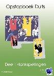 Berkel, A.J. van, Sauer, C.L.A. - Opstapboek Duits 1 Klankspellingen